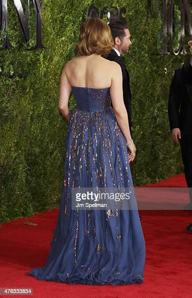 Singer/actress Jennifer Lopez attends American Theatre Wing's 69th Annual Tony Awards at Radio City Music Hall on June 7 2015 in New York City