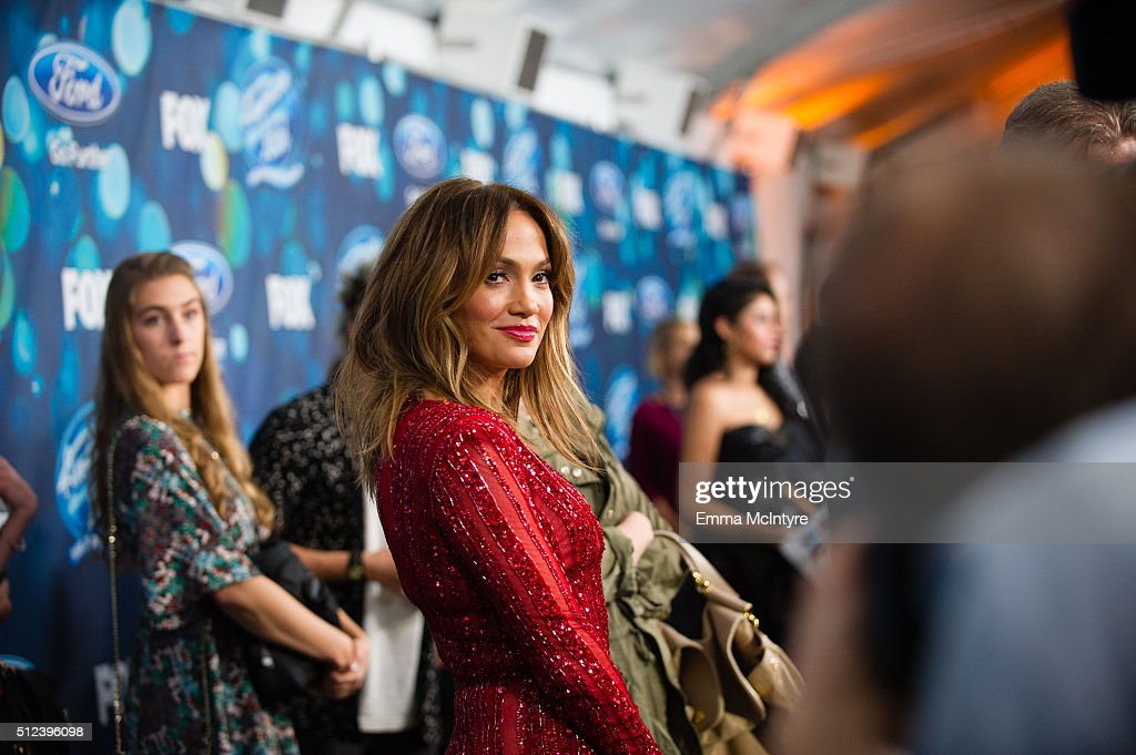 "Meet Fox's ""American Idol XV"" Finalists - Arrivals"