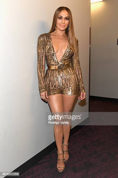 Singer/actress Jennifer Lopez attends The 17th Annual Latin Grammy Awards at T-Mobile Arena on November 17, 2016 in Las Vegas, Nevada.