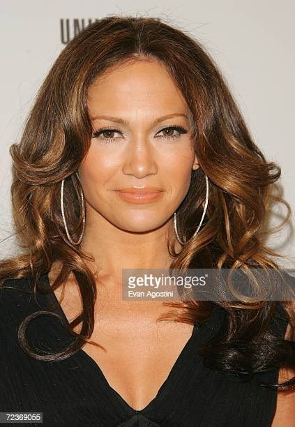 Singer/actress Jennifer Lopez attends the 7th Annual Latin Grammy Awards at Madison Square Garden November 2, 2006 in New York City.