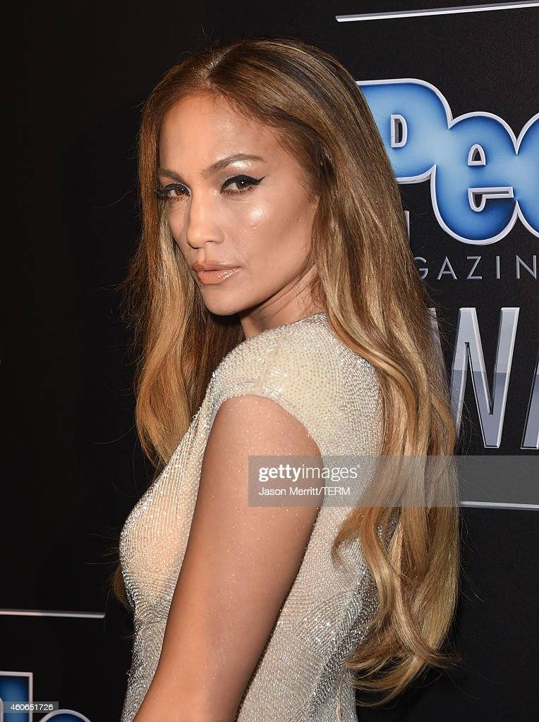 Singer/actress Jennifer Lopez attends the PEOPLE Magazine Awards at The Beverly Hilton Hotel on December 18, 2014 in Beverly Hills, California.