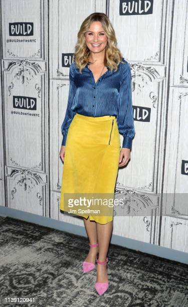 Singer/actress Jennifer Nettles attends the Build Brunch at Build Studio on March 29, 2019 in New York City.