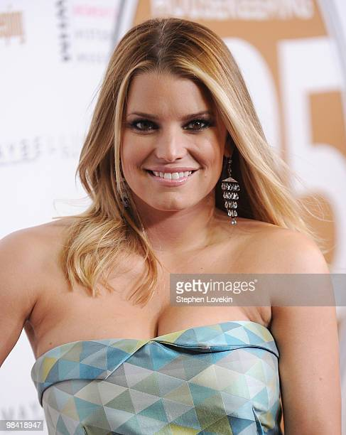 d642f9d044 Singer actress Jessica Simpson attends Good Housekeeping s 125th  anniversary at the New York City Center