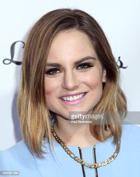 Singer/actress JoJo arriving at Songs Of Hope X 10th Anniversary Event Benefiting City Of Hope at House of Fair on June 4, 2014 in Brentwood,...