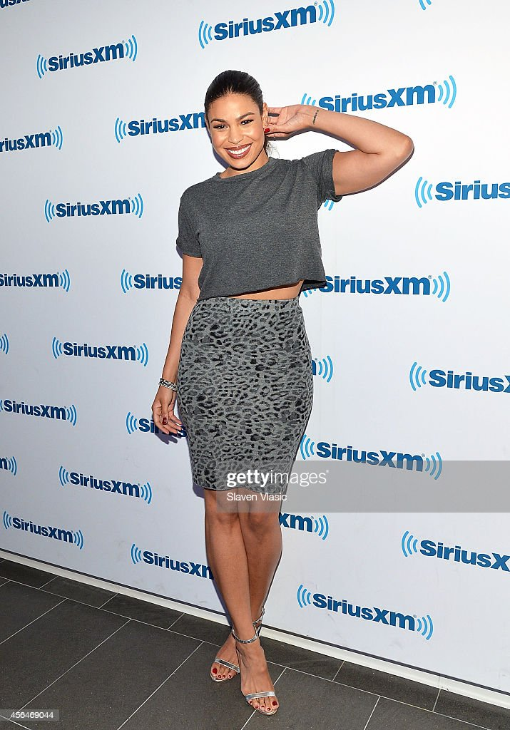 Singer/actress Jordin Sparks visits SiriusXM Studios on October 1, 2014 in New York City.