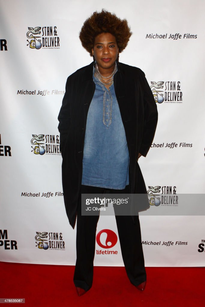 "Premiere Screening And Cocktail Reception Of The Lifetime Original Movie ""The Grim Sleeper"""