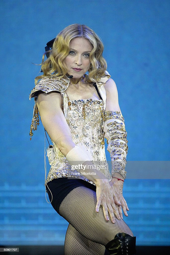 "Madonna Returns For Night Two Of Her ""Reinvention"" Tour"