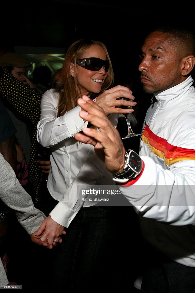 Singer/actress Mariah Carey attends the after party for 'Tennessee' hosted by Cadillac at Tenjune lounge during the 2008 Tribeca Film Festival on April 26, 2008 in New York City.
