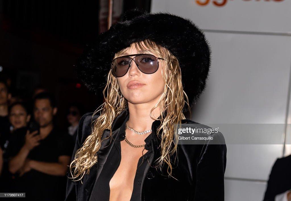 Celebrity Sightings In New York City - September 09, 2019 : News Photo
