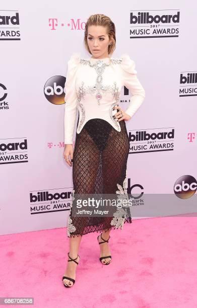 Singeractress Rita Ora attends the 2017 Billboard Music Awards at TMobile Arena on May 21 2017 in Las Vegas Nevada