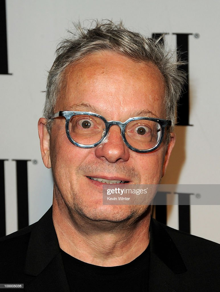 Singer/composer Mark Mothersbaugh arrives at the 2010 BMI Film and Television Awards at the Beverly Wilshire Hotel on May 19, 2010 in Beverly Hills, California.