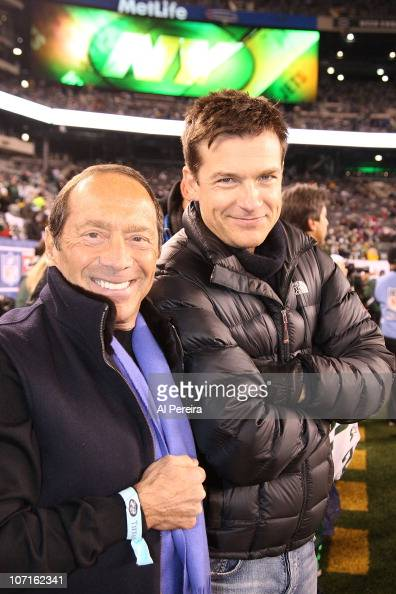 singercomposer paul anka son law actor jason bateman news photo getty images