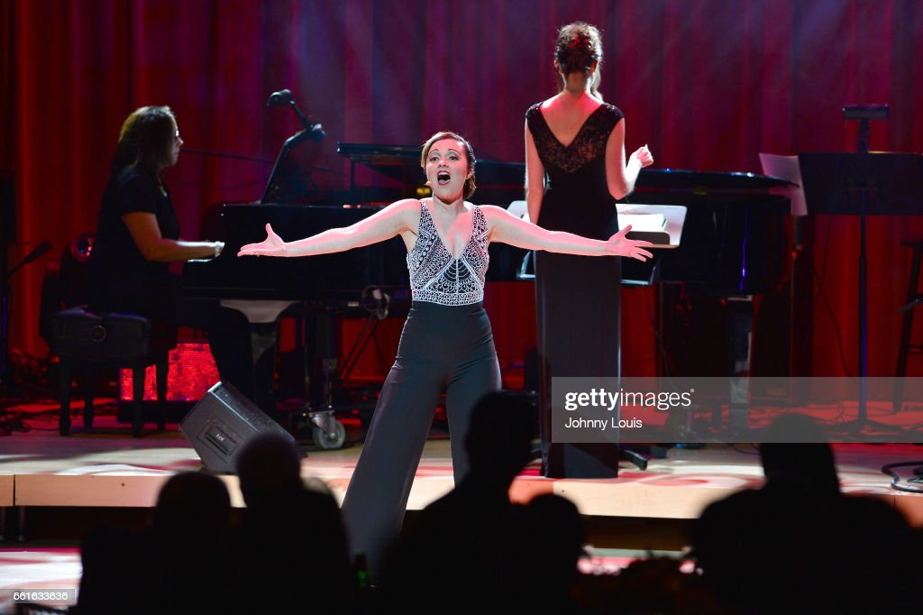 A Celebration Of Women In The Arts Concert : News Photo
