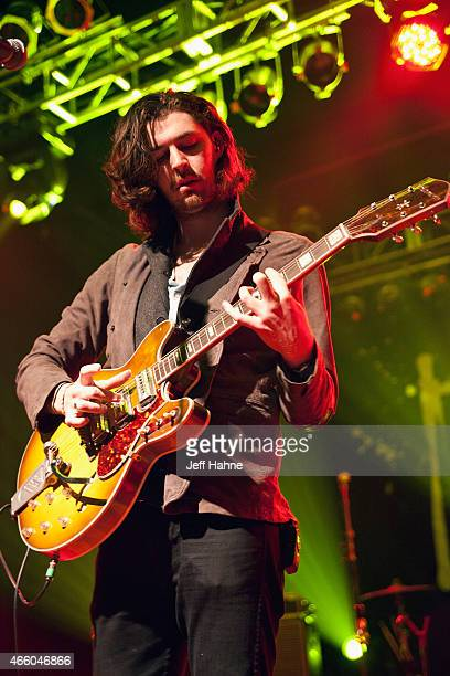 Singer/guitarist Hozier performs at The Fillmore Charlotte on March 12 2015 in Charlotte North Carolina