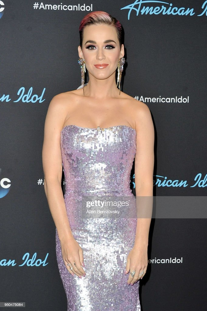 "ABC's ""American Idol"" - April 23, 2018 - Arrivals : Fotografía de noticias"
