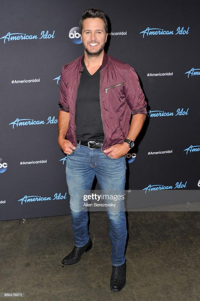 "ABC's ""American Idol"" - April 23, 2018 - Arrivals : News Photo"