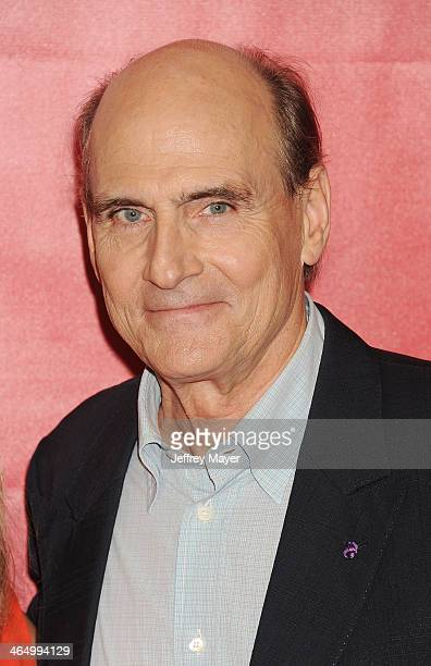 Singer/musician James Taylor attends 2014 MusiCares Person Of The Year Honoring Carole King at Los Angeles Convention Center on January 24 2014 in...