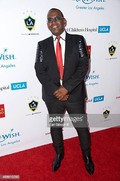 Singer/Musician Randy Jackson attends the Make-A-Wish Greater Los Angeles Wishing Well Winter Gala at the Beverly Wilshire Four Seasons Hotel on...