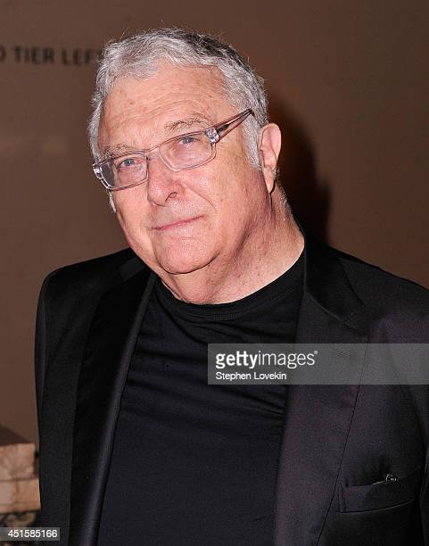 Singer/musician/songwriter Randy Newman attends Randy Newman's FAUST The Concert Opening Night Party at New York City Center on July 1 2014 in New...
