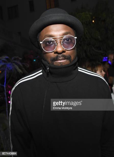 Singer/producer william at Apple Music Launch Party Carpool Karaoke The Series with James Corden on August 7 2017 in West Hollywood California