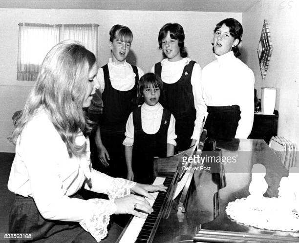 Singers And Cowboys The five singing daughters of AUrora Fireman Lt Bennie Nash and Mrs Nash have gained considerable fame for their performances...