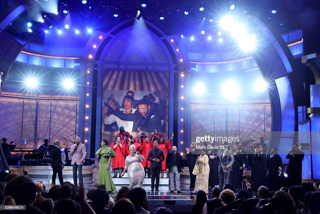 BET Celebration Of Gospel 2016 - Show
