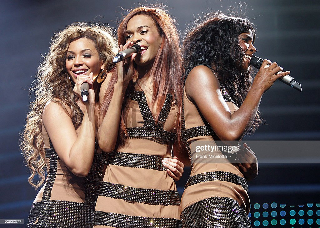 "Destiny's Child ""Destiny Fulfilled . . . and Lovin It"" Tour In Oslo : News Photo"