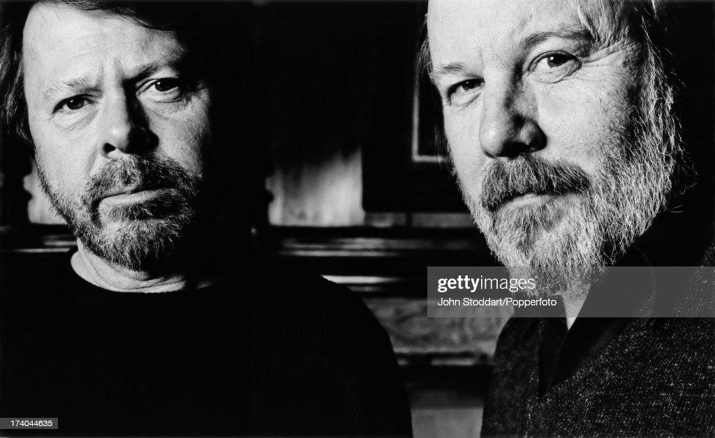 Benny And Bjorn : News Photo