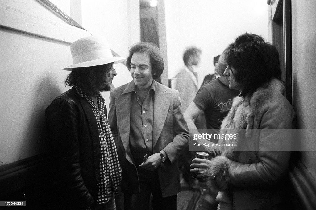 Bob Dylan, Ken Regan Archive, 1968-2003 : News Photo