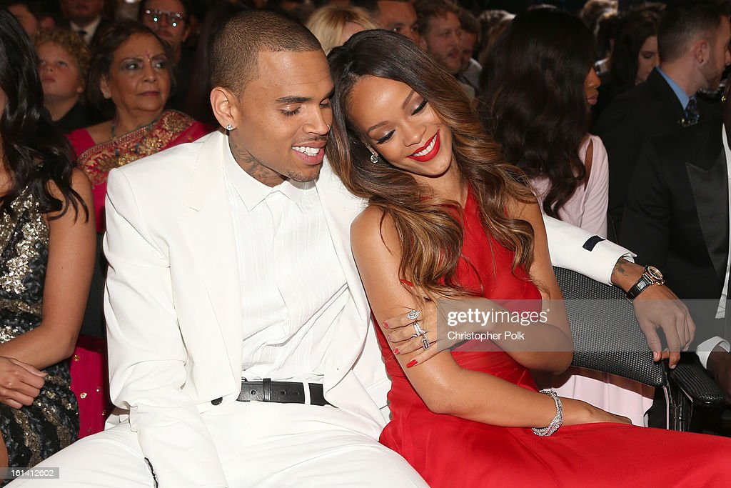 The 55th Annual GRAMMY Awards - Backstage And Audience : News Photo