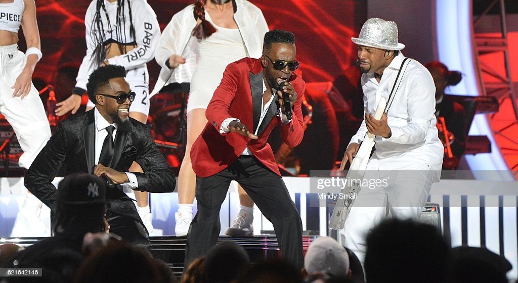 2016 Soul Train Music Awards - Show : News Photo