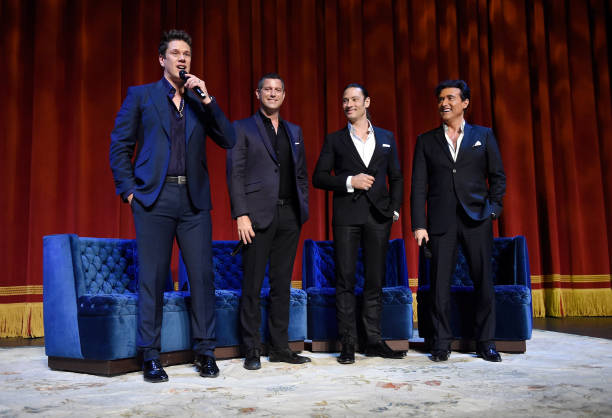 Il divo announced as limited engagement headliner at the - Divo gruppo musicale ...