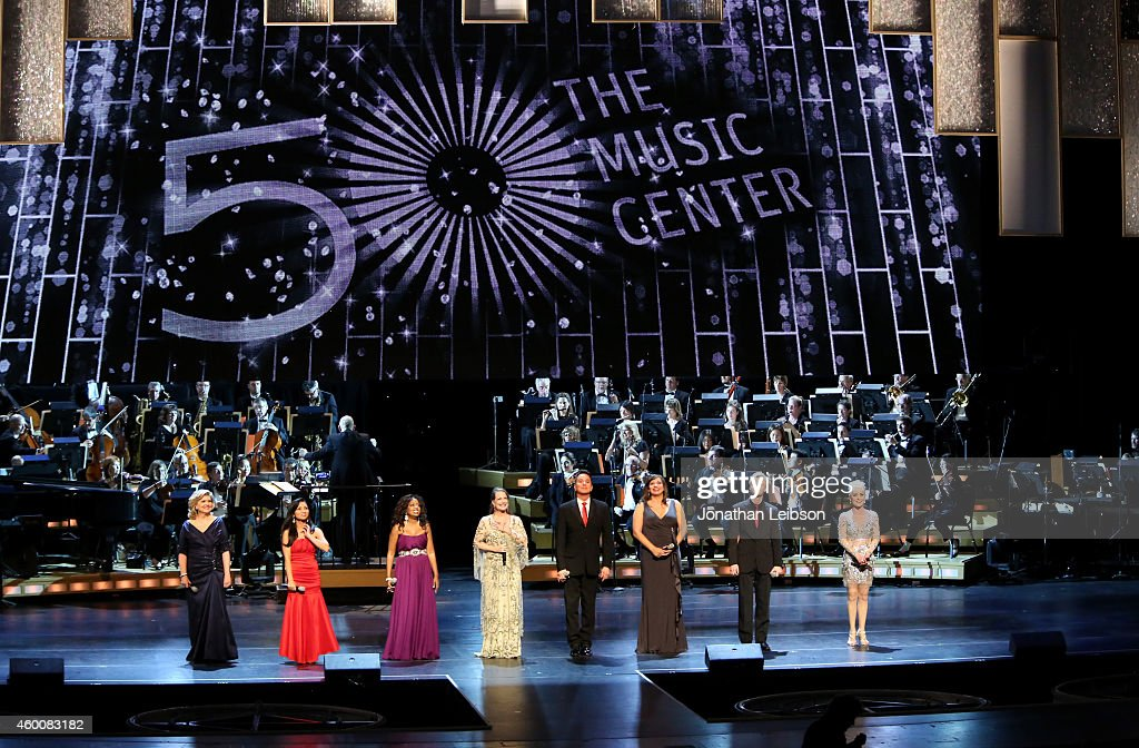 The Music Center's 50th Anniversary Spectacular