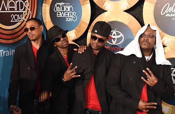 2014 Soul Train Music Awards - Arrivals