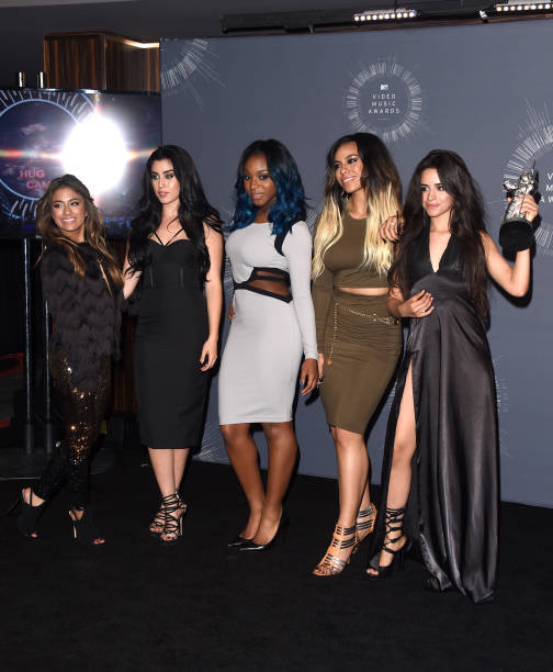 Camila Cabello, Normani Hamilton, Ally Brooke, Lauren ... |Camila Cabello And Lauren Jauregui 2014