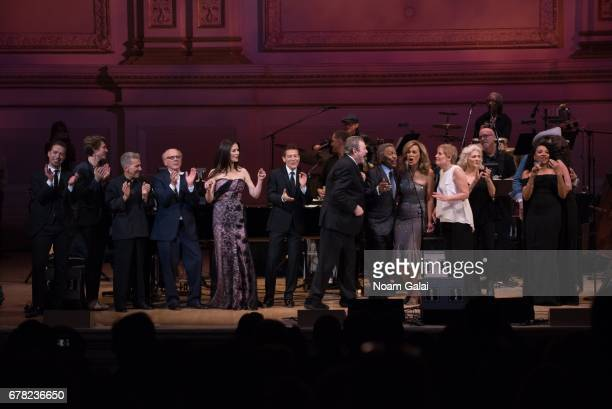 Singers Isaac Hanson Taylor Hanson Johnny Rivers Art Garfunkel Catherine ZetaJones Michael Feinstein Jimmy Webb Billy Davis Jr Marilyn McCoo Liz...