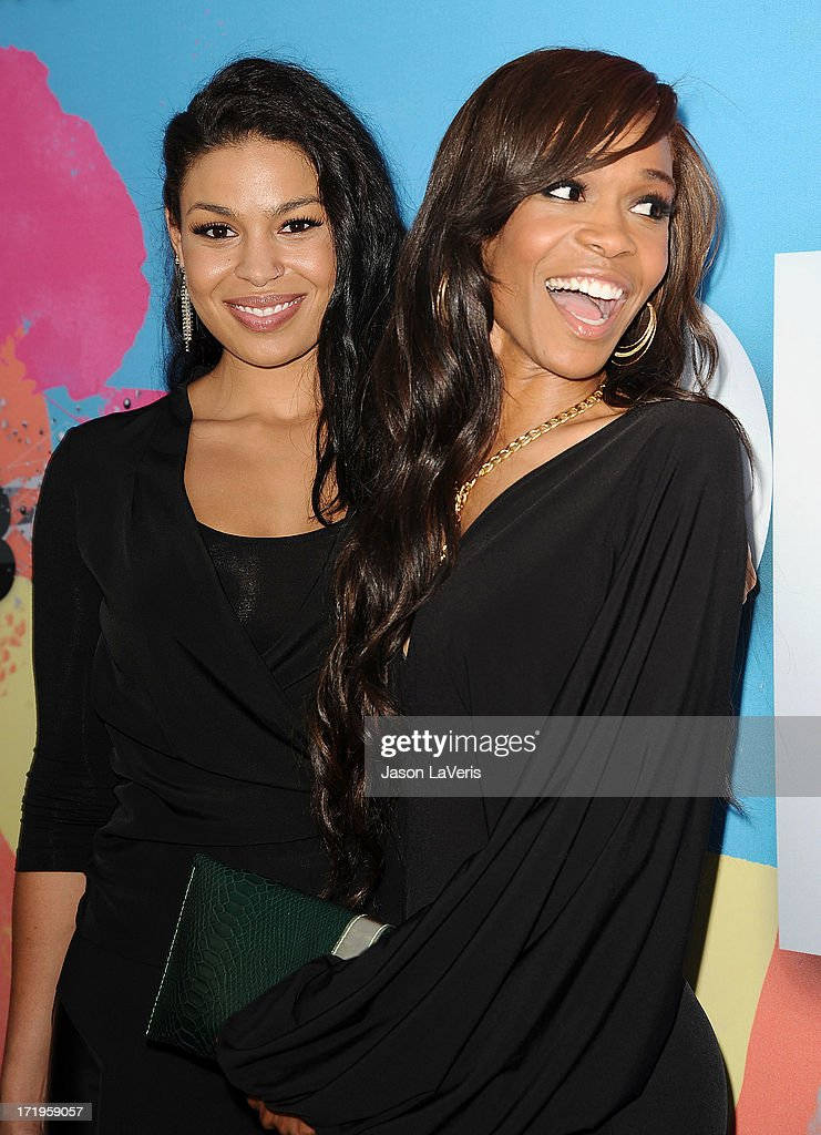 Singers Jordin Sparks and Michelle Williams attend Debra L. Lee's 7th annual VIP pre BET dinner event at Milk Studios on June 29, 2013 in Los Angeles, California.