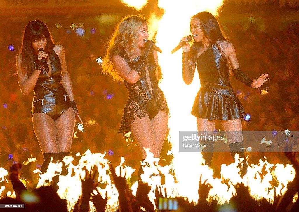 Pepsi Super Bowl XLVII Halftime Show : News Photo
