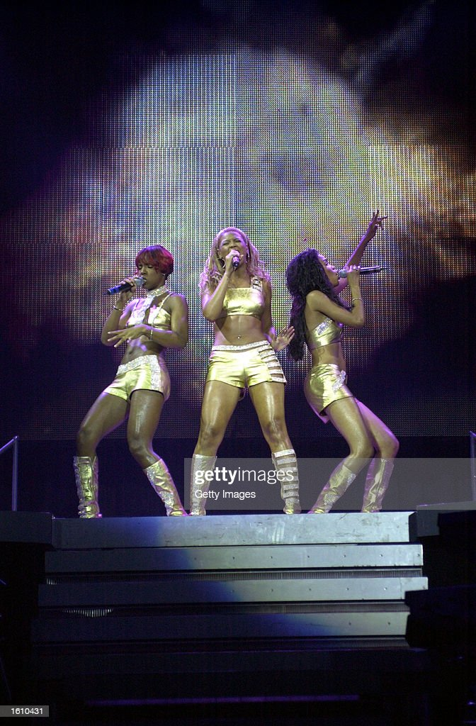 Destiny''s Child Concert : News Photo