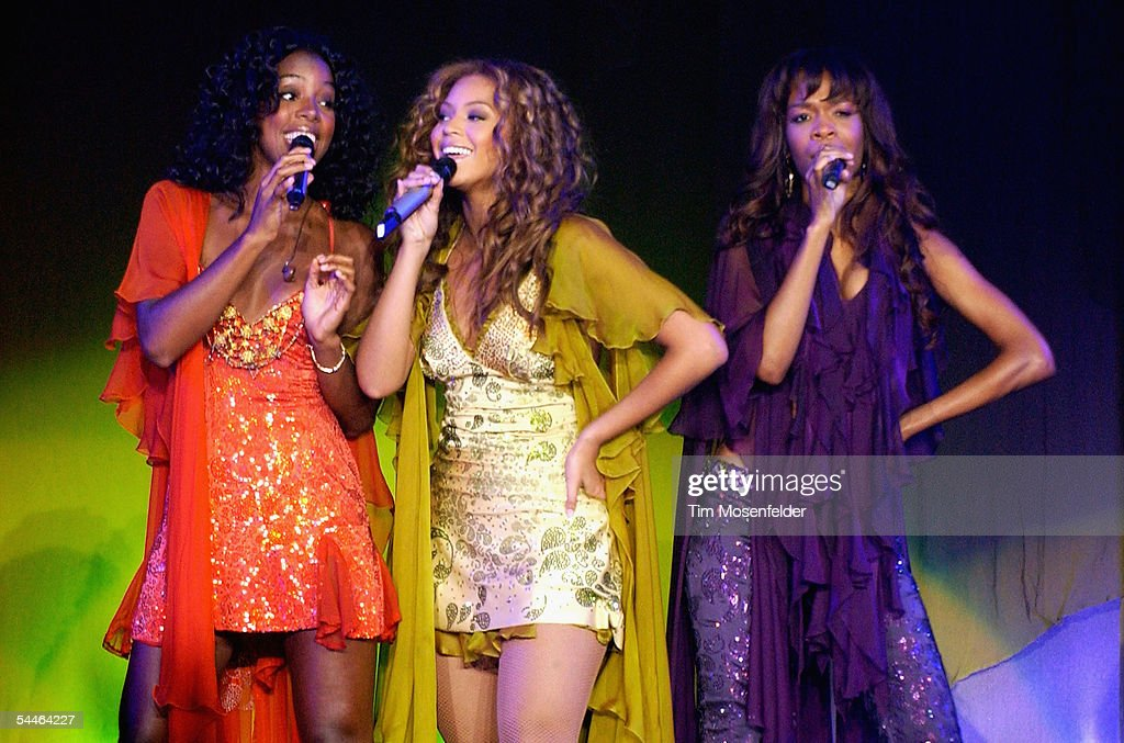 Destiny's Child In Concert : News Photo
