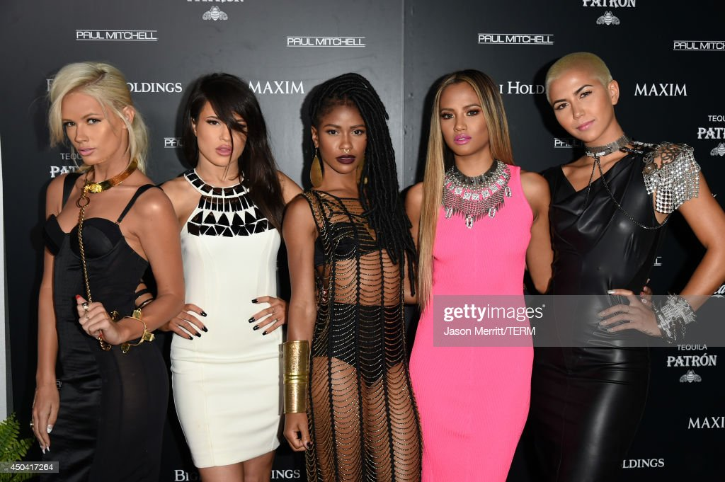 Maxim's Hot 100 Women Of 2014 Celebration And Sneak Peek Of The Future Of Maxim