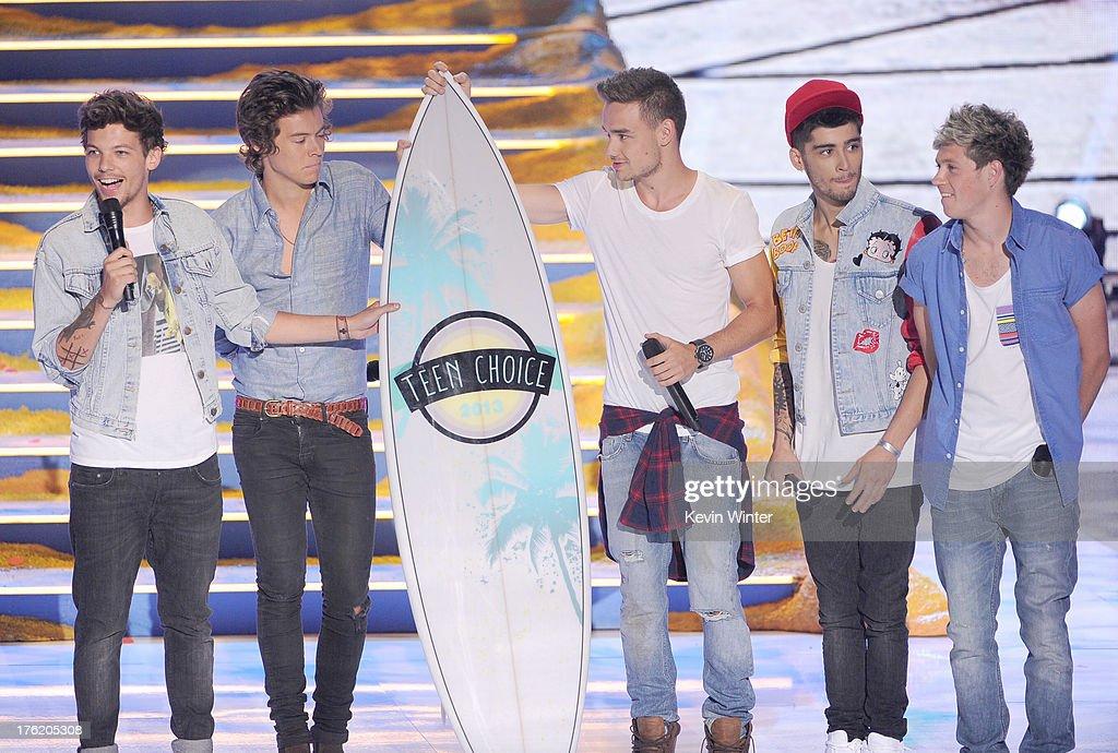 Teen Choice Awards 2013 - Show : News Photo
