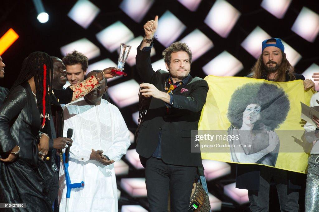"""33rd """"Les Victoires De La Musique"""" 2018 - Show At La Seine Musicale"""