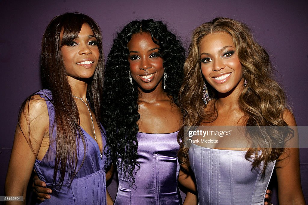 Destiny's Child at BET Awards 05 : ニュース写真