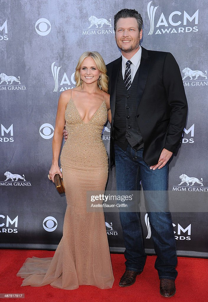 49th Annual Academy Of Country Music Awards - Arrivals : News Photo