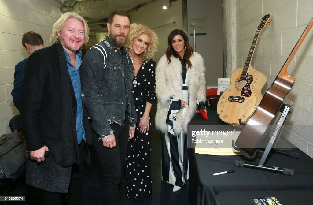 60th Annual GRAMMY Awards - GRAMMY Charities Signings - Day 1