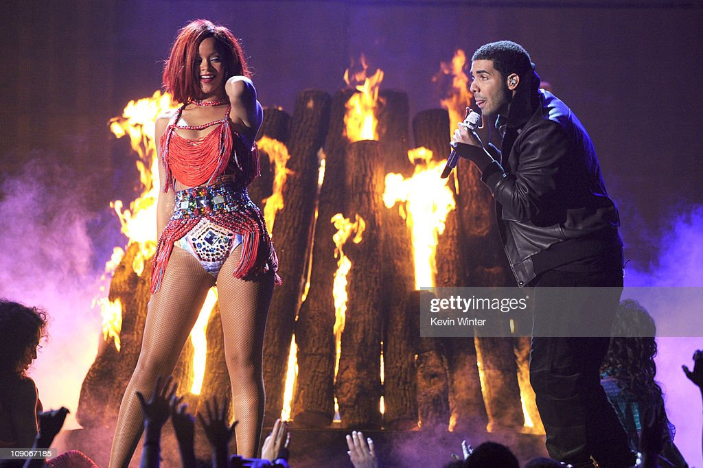 The 53rd Annual GRAMMY Awards - Show : News Photo