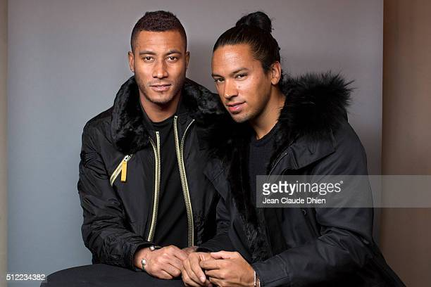 Singers Ryan Marciano and Sunnery James attend The Daily Front Row's celebration of the 10th Anniversary of CBS Watch Magazine at the Gramercy...