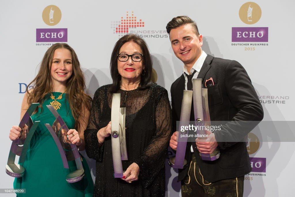 Echo 2015 - Award winners : Photo d'actualité