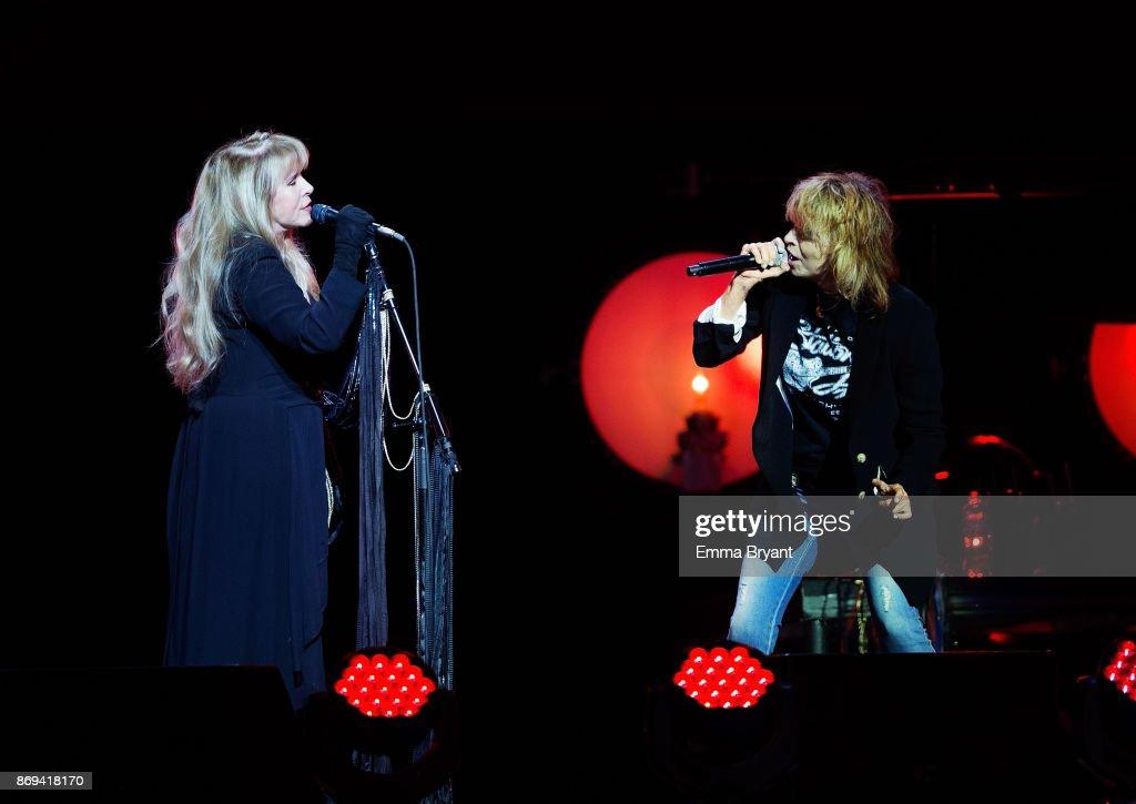 Stevie Nicks 24 Karat Gold Tour - Perth : News Photo